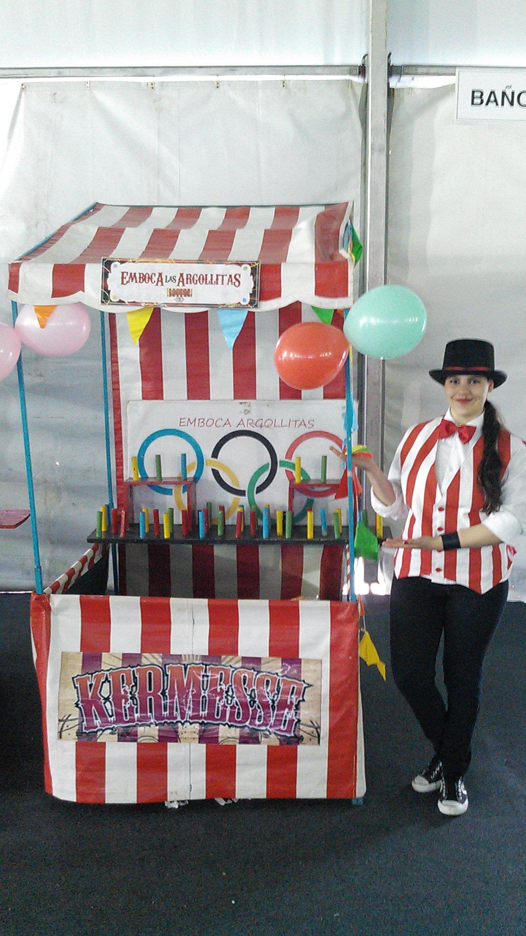 Juegos De Kermesse Kermesse Time Puestos Y Juegos De Kermesse