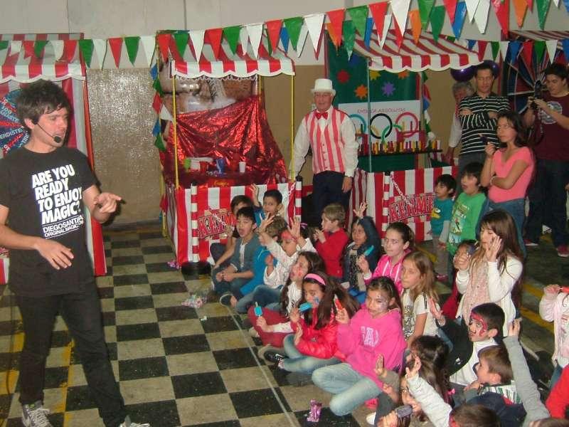Kermesse Family Day Danica Kermesse Time Puestos Y Juegos De