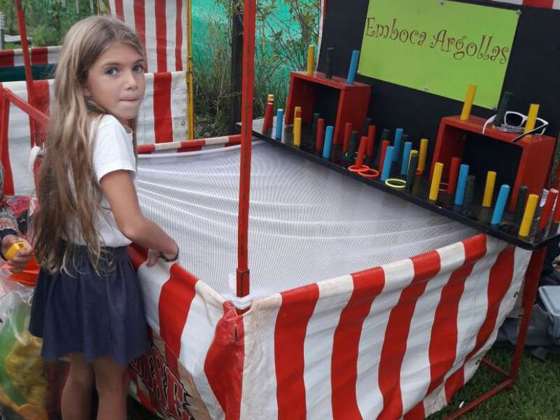 Kermesse Para Cumpleanos Kids Kermesse Time Puestos Y Juegos De