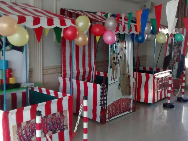 Kermesse Cumpleanos De 40 En Belgrano Kermesse Time Puestos Y