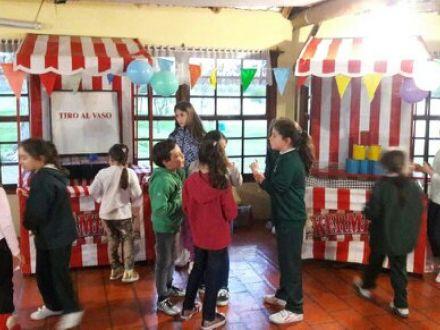 Kermes Kid Colegio Quilmes High School Kermesse Time Puestos Y