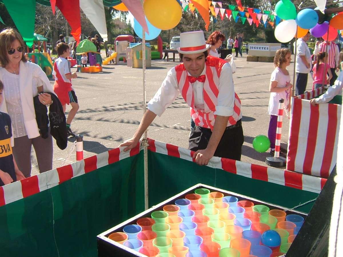 Kermesse Kermesse Time Puestos Y Juegos De Kermesse Para Eventos